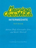 9788175960091: MEANING INTO WORDS : INTERMEDIATE