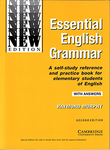 Essential English Grammar: A self-study reference and: Raymond Murphy