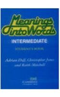 9788175960336: Meaning into Words: Meanings Into Words Upper