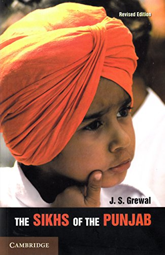 The Sikhs of the Punjab (The New: J.S. Grewal