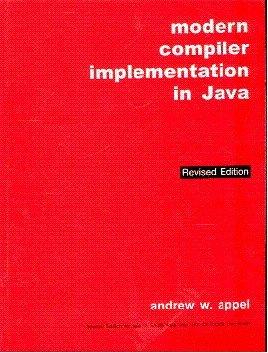 9788175960725: Modern Compiler Implementation in Java