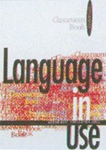 Language In Use: Pre-Intermediate Class Audio Cassette Set (Series: Language in Use): Adrian Doff &...