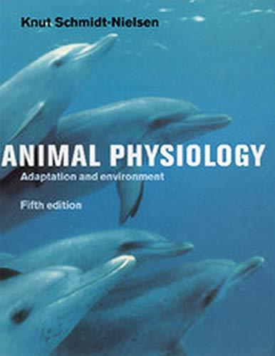9788175961067: Animal Physiology