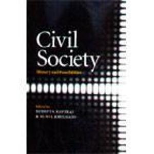 9788175961081: Civil Society: History and Possibilities