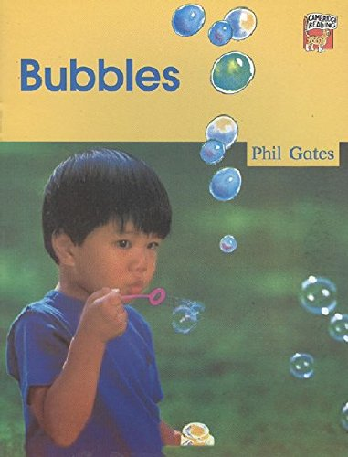 9788175961227: Bubbles: Bubbles India Edition Cambridge Reading Level 3