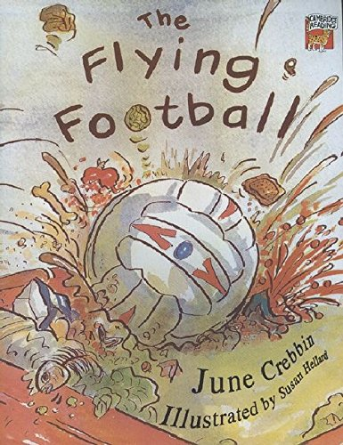 9788175961326: The The Flying Football: The Flying Football India Edition Cambridge Reading Level 4