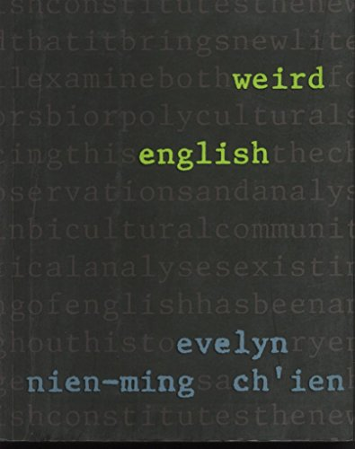 9788175962279: Weird English (HARVARD UNIVERSITY PRESS)