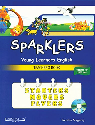 9788175962477: Sparklers: Young Learners English-teacher's Book