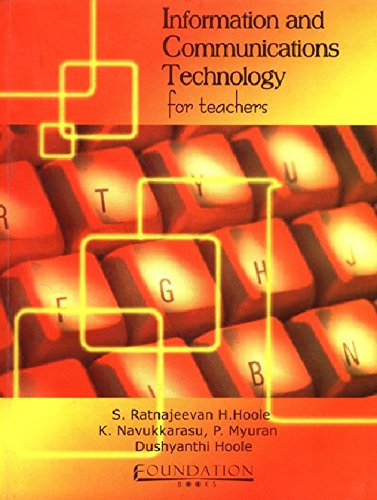 9788175962569: Information and Communications Technology for Teachers