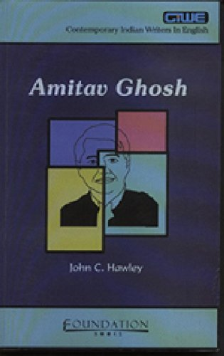 9788175962590: Amitav Ghosh: An Introduction (Contemporary Indian Writers in English)