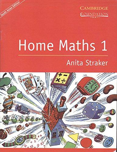 Home Maths 1: Anita Straker