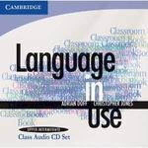 Language in Use: Upper-Intermediate Class CD Set (Series: Language in Use): Adrian Doff & ...