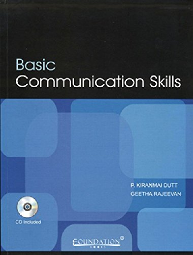 Basic Communication Skills: P. Kiranimai, Geetha Rajeevan