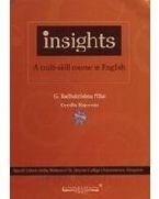 Insights: A Multi-Skill course in English (Special Edition for the Students of St. Aloysius College...