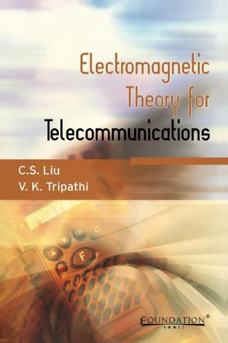 9788175965447: Electromagnetic Theory for Telecommunications