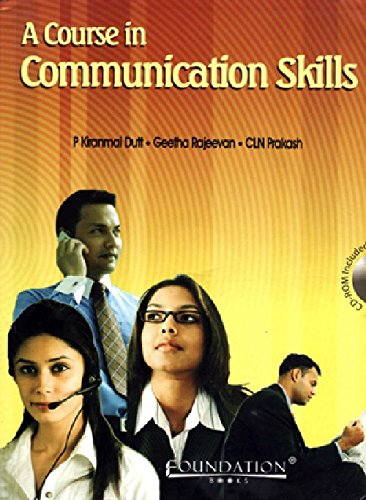 9788175965713: Course in Communication Skills