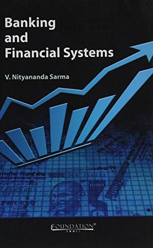 Banking and Financial Systems: V. Nityananda Sarma
