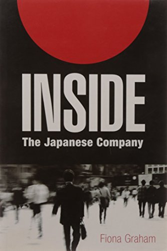 9788175966697: Inside the Japanese Company