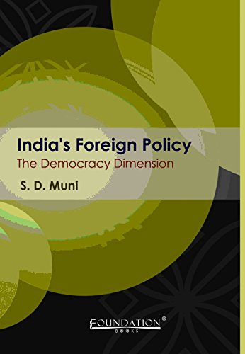 India's Foreign Policy: The Democracy Dimension