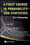 9788175967311: A First Course In Probability And Statistics