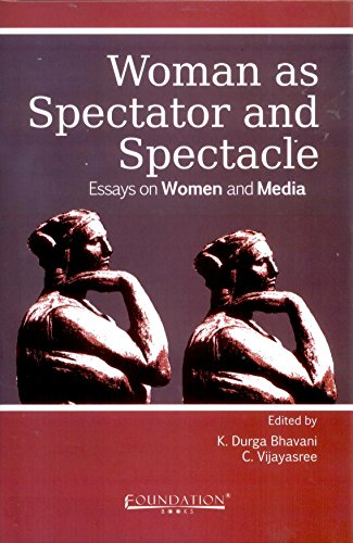 9788175967687: Woman as Spectator and Spectacle