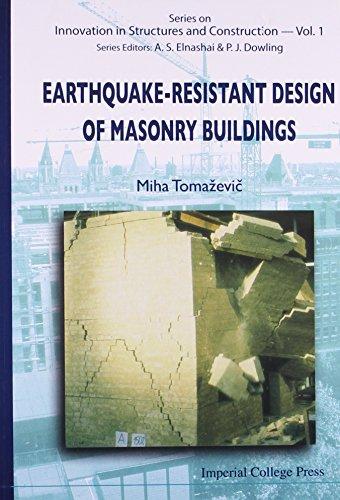 9788175969018: Earthquake-Resistant Design Of Masonry Buildings