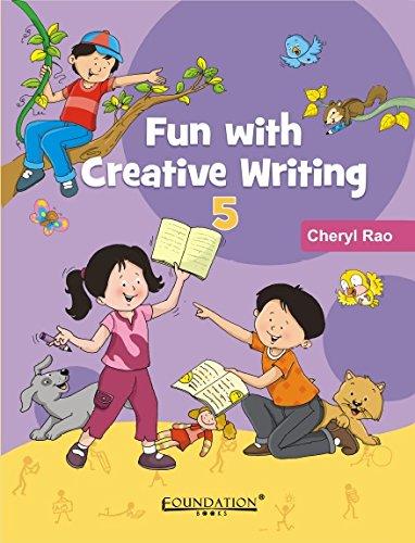 Fun with Creative Writing 5: Cheryl Rao