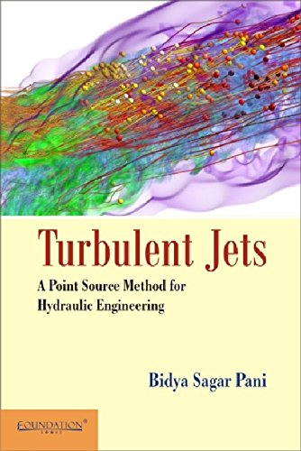 9788175969285: Turbulent Jets A Point Source Method For Hydraulic Engineering