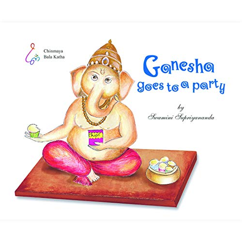 9788175972377: Ganesha goes to a party