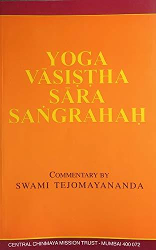 9788175972445: Yoga Vasistha Sara Sangrahah
