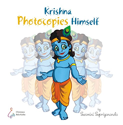 Krishna Photocopies Himself: Chaitanya, Nishita