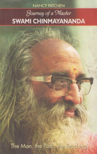 9788175973053: Journey of a Master/Swami Chinmayananda/The Man,the Path,the Teaching