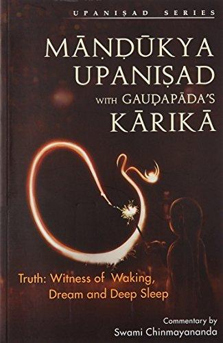 9788175976641: Mandukya Upanisad And Gaudapada's KarikaKA