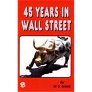 9788175980310: 45 Years in Wall Street