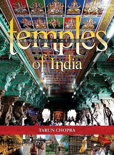 9788175993303: Temples of India: Abode of the Divine