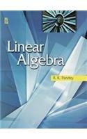 Linear Algebra: R. K. Pandey
