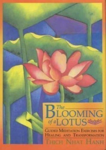 9788176210034: The Blooming of a Lotus