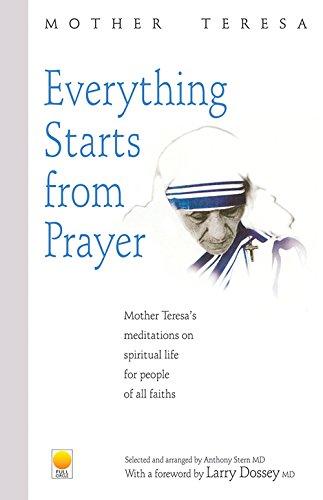 9788176210157: Everything Starts from Prayer