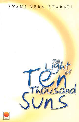 9788176210492: The Light of Ten Thousand Suns