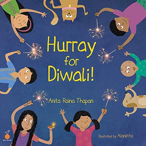 9788176212007: Hurray for Diwali