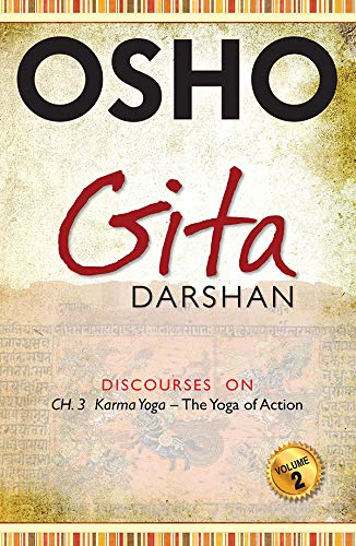 Gita Darshan By Osho Book