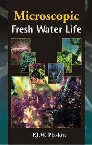 9788176220064: Microscopic Fresh Water Life