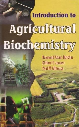 Introduction to Agricultural Biochemistry
