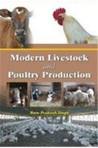 9788176221979: Modern Livestock and Poultry Production