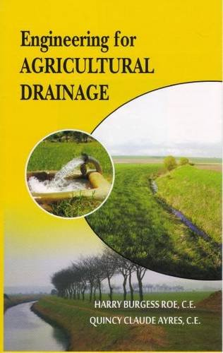 9788176222181: Engineering for Agricultural Drainage