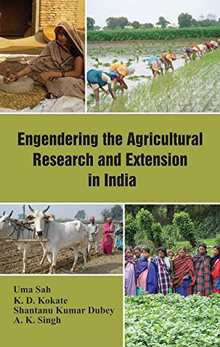 Engendering the Agricultural Research and Extension in: Singh A.K. Dubey
