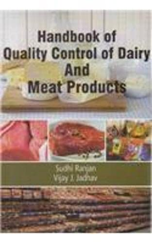 Handbook of Quality Control of Dairy and: Vijay J. Jadhav,