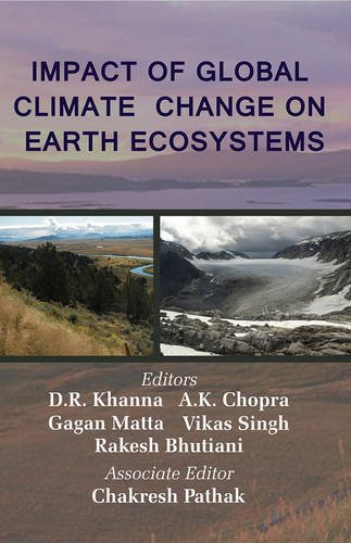 Impact of Global Climate Change on Earth: edited by D.R.