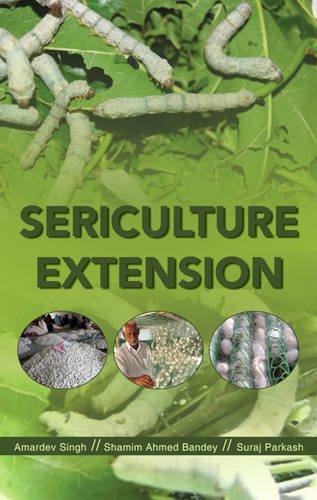 Sericulture Extension: Amardev Singh, Shamim