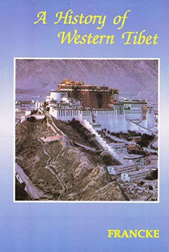 9788176240673: History of Western Tibet